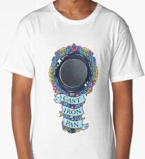 CAST IRON PAN Long T-Shirt