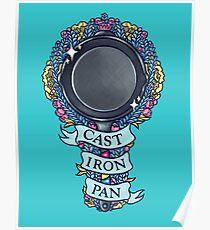 CAST IRON PAN Poster