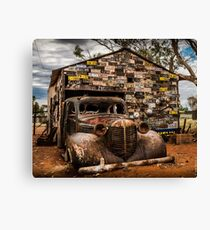 Collectors Item Canvas Print
