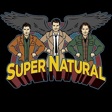 Super Natural Friends by harebrained