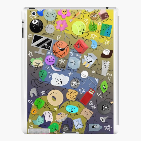 Battle for BFDI iPad Snap Case