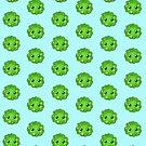 Marimo Moss Ball Pattern by StardustGremlin