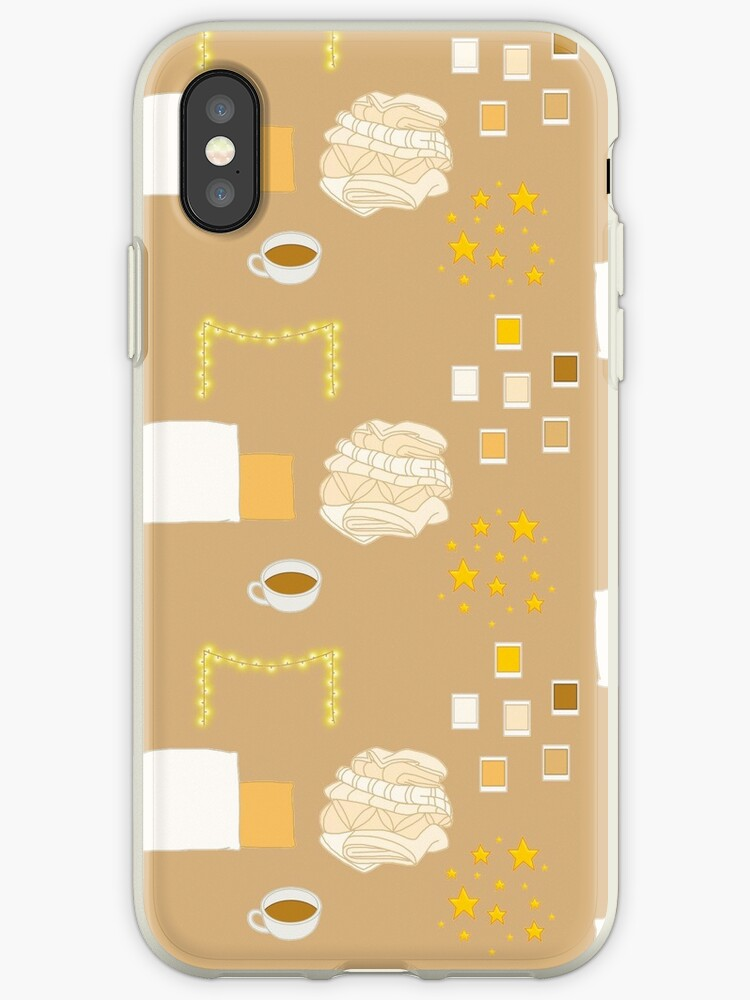 new arrival 77762 876f4 'Soft Yellow Aesthetic (Stickers/Pattern)' iPhone Case by princesspeach55
