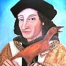 No one really likes Henry VII as he is not as cool as Henry VIII, only this one has dinosaur by Avril E Jean