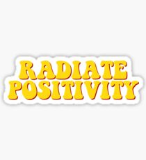 Radiate Positivity - Style 8 Sticker