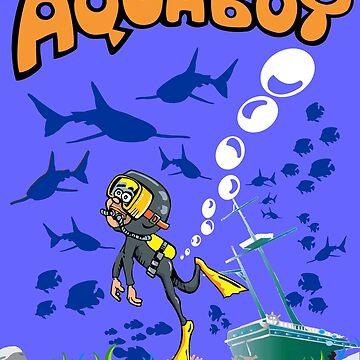 Aquaboy - Deep Blue Sea Adventure by GR8DZINE