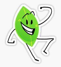 Leafy Sticker