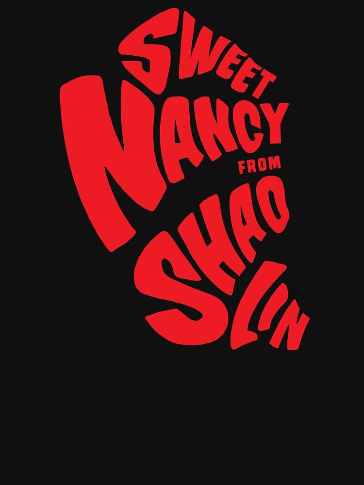 Sweet Nancy - Red by dj2tonejones