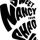 Sweet Nancy - Black by SHAOLIN JAZZ