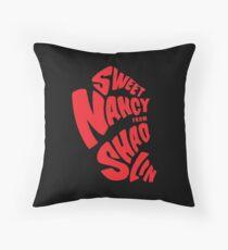 Sweet Nancy - Red Floor Pillow