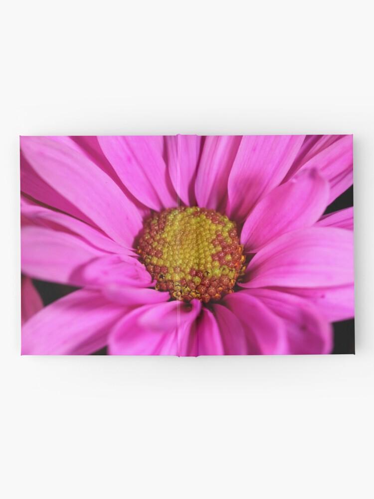Alternative Ansicht von Schön in pink Notizbuch