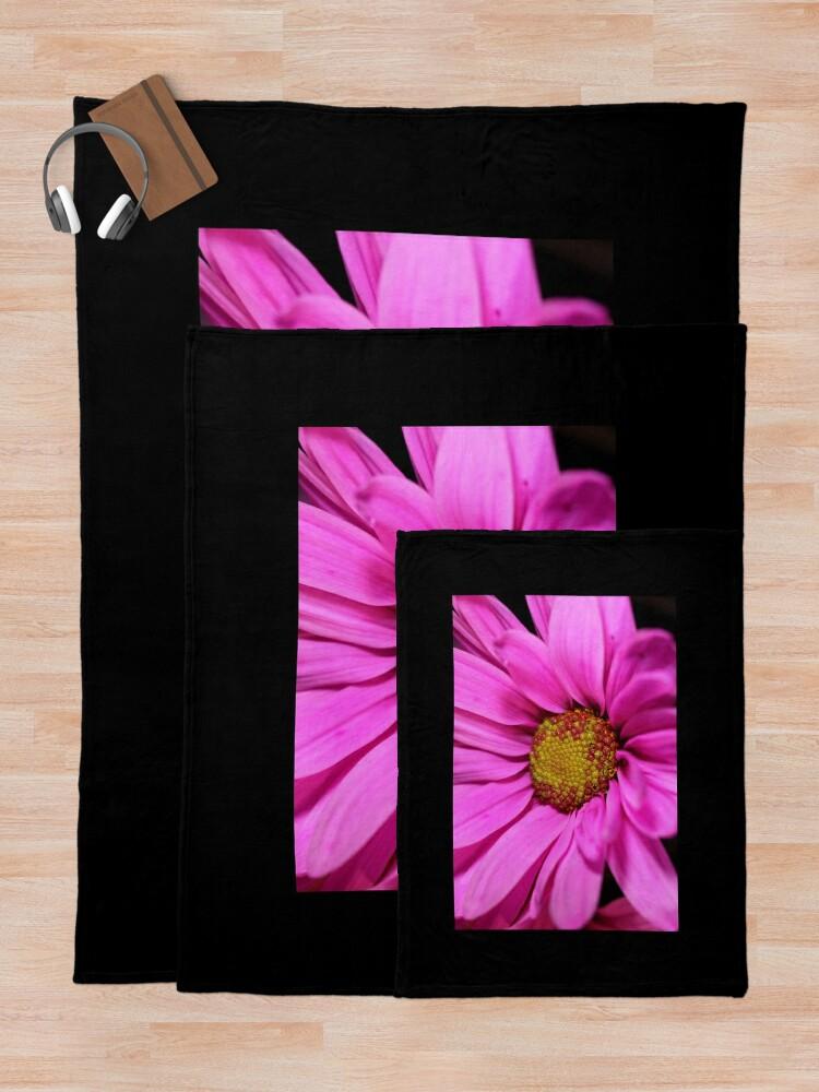 Alternative Ansicht von Schön in pink Fleecedecke