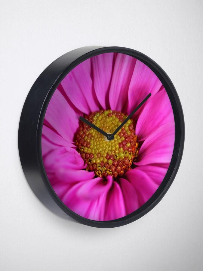Alternative Ansicht von Schön in pink Uhr