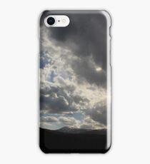 Growing darkness iPhone Case/Skin