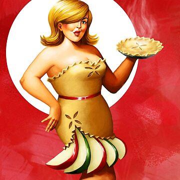 Apple Pie by hazelthexton