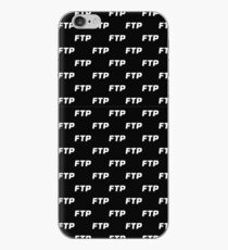 ALL OVER FUCK THE POPULATION FTP (ALL ENABLED) iPhone Case