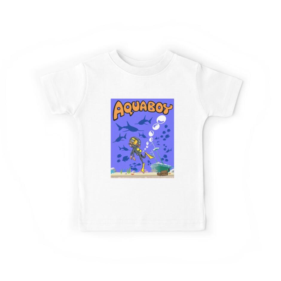 Aquaboy - Tiefblaues Meeresabenteuer von GR8DZINE