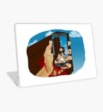 Selfie Stick Laptop Skin