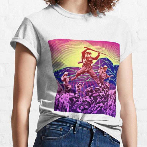 Warrior In A Garden Classic T-Shirt