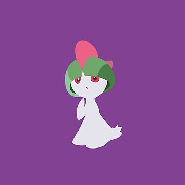Ralts - 3rd Gen by Missajrolls
