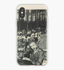 Women and Children iPhone Case