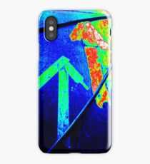 Walk This Way! iPhone Case