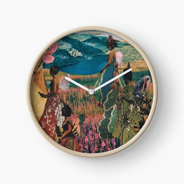 Blakes Garden Clock