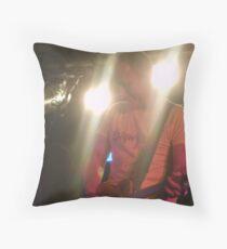 2008 James 2 Throw Pillow