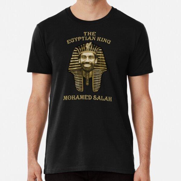 moh salah the egyptian king Premium T-Shirt