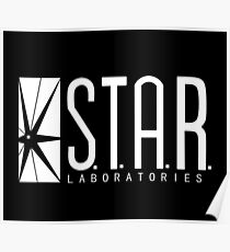 Star Labs © Poster