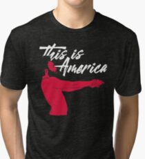 This is America!  Tri-blend T-Shirt