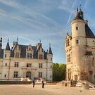 Chateau de Chenonceau by Michael Matthews