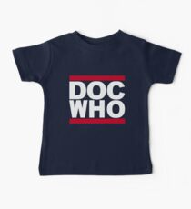 DOC WHO Baby T-Shirt