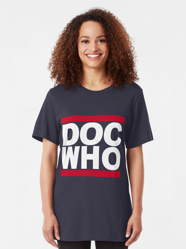 Alternate view of DOC WHO Slim Fit T-Shirt