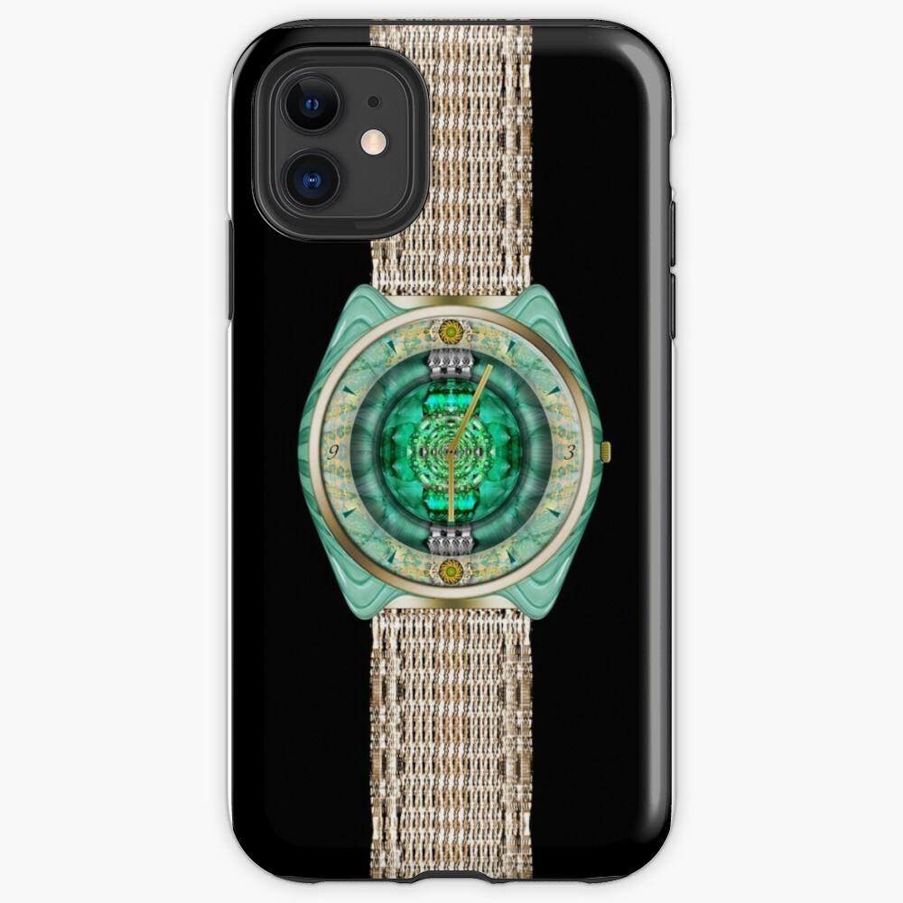Glass Watch iPhone Case & Cover