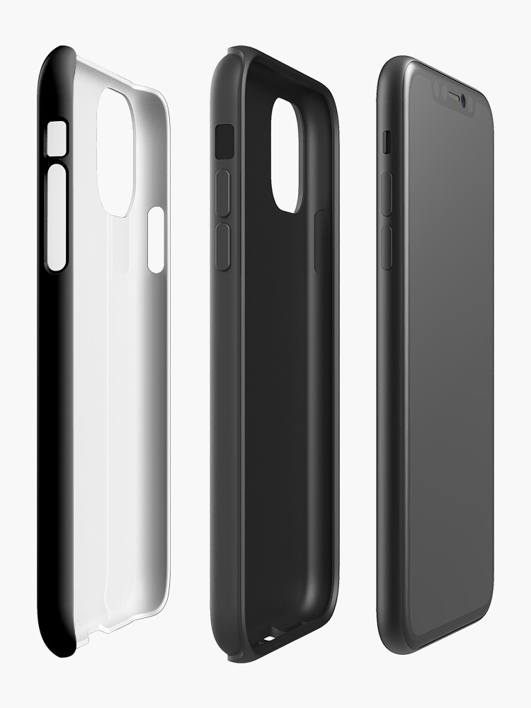 Alternate view of Glass Watch iPhone Case & Cover