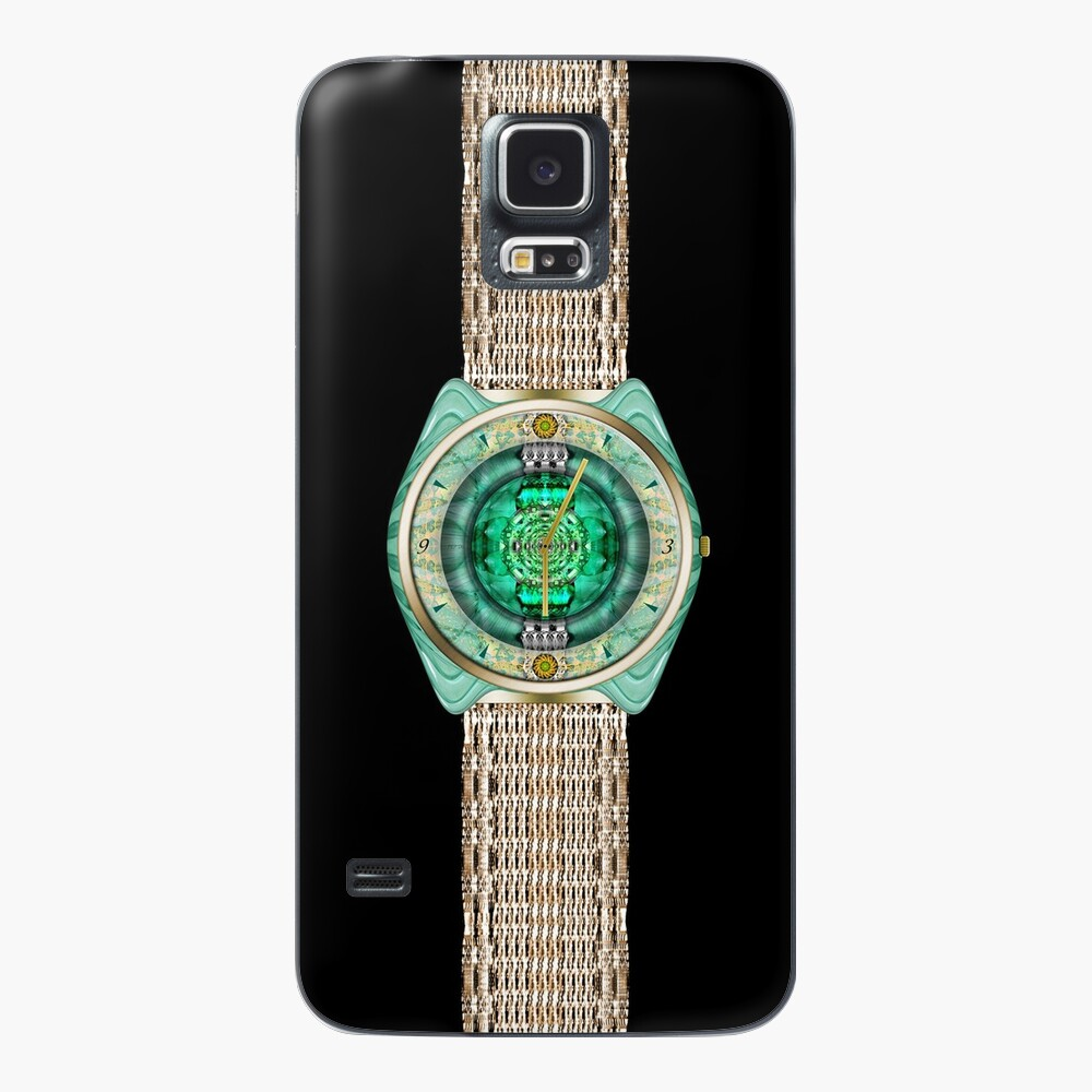 Glass Watch Case & Skin for Samsung Galaxy