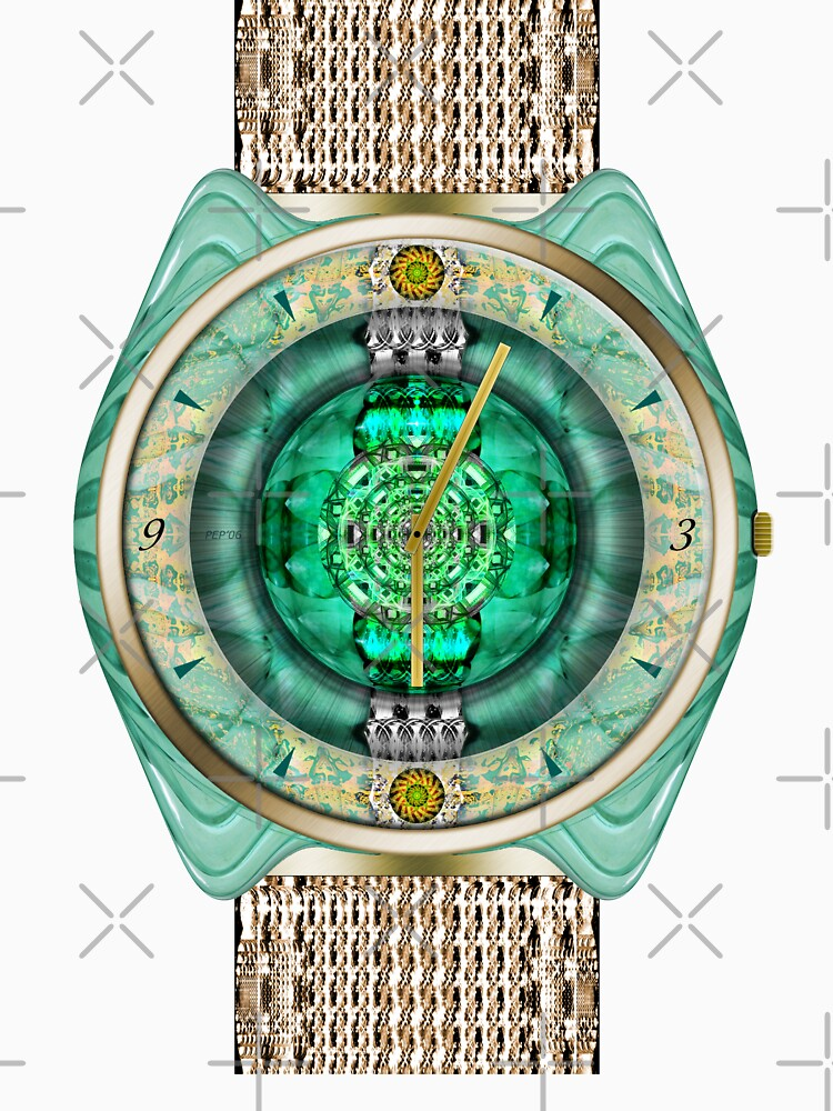 Glass Watch by perkinsdesigns