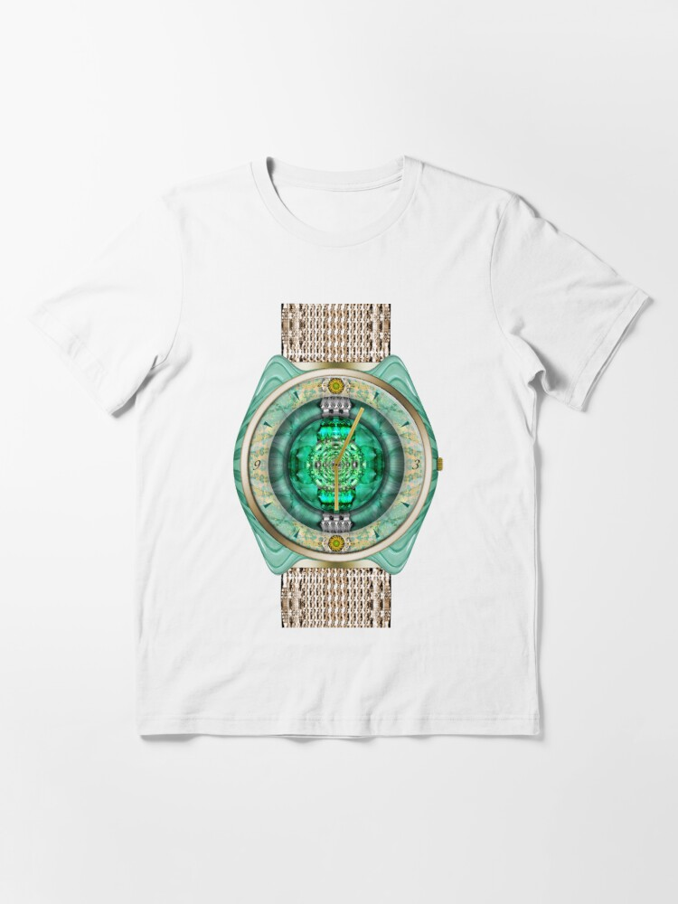 Alternate view of Glass Watch Essential T-Shirt