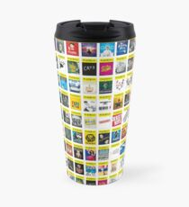 Playbill Seasion Poster Travel Mug
