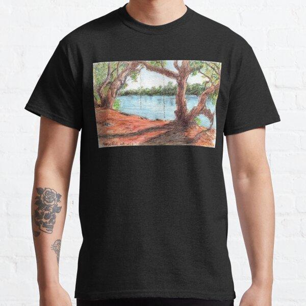 Australian Scene - Miaree Pool, Maitland River, WA, Aus. Classic T-Shirt