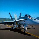 RAAF FA18 Hornet by Stuart Row