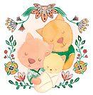 New baby kitten (girl) by kimfleming