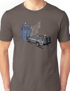 Back to the Whoture Unisex T-Shirt