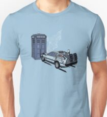 Back to the Whoture T-Shirt