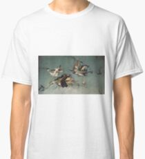 Hellscape by Hieronymus Bosch Classic T-Shirt