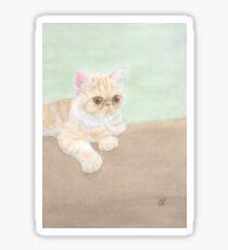 Ronald Weasley The Cat Sticker