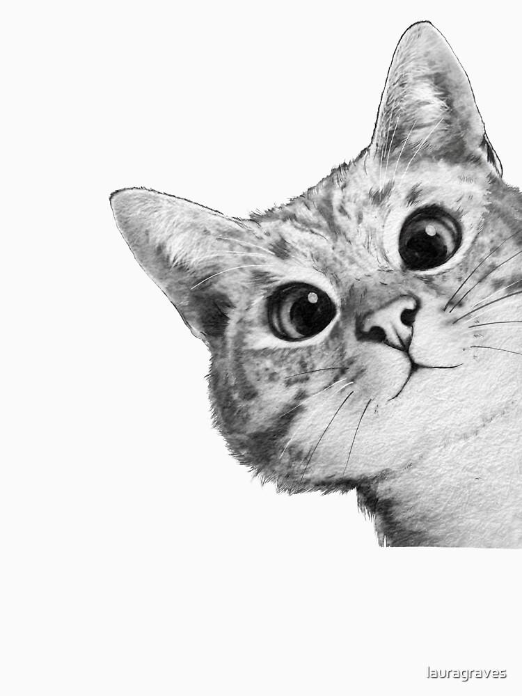 hinterhältige Katze von lauragraves