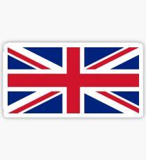 Pegatina Bandera del Reino Unido - Union Jack T-Shirt