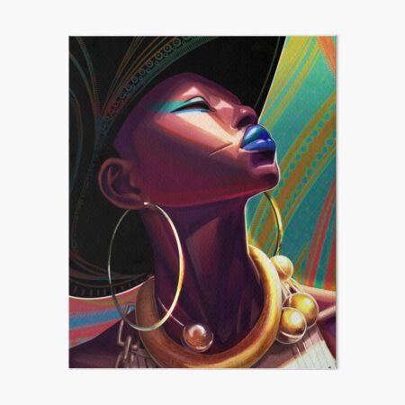 awen Art Board Print